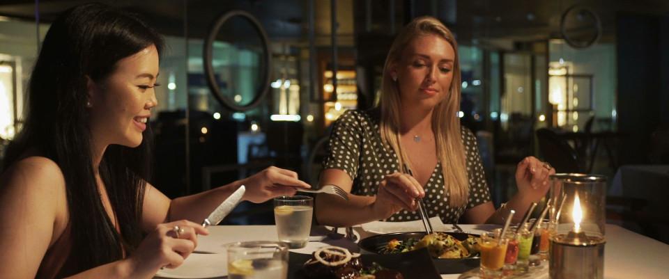 dinner bangkok