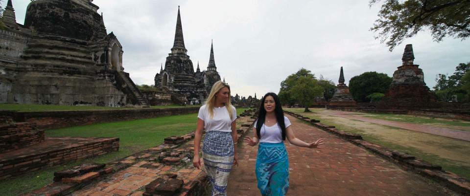 Ayutthaya Historical Park bangkok