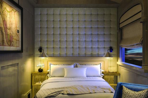 A suite on the Belmond Andean Explorer