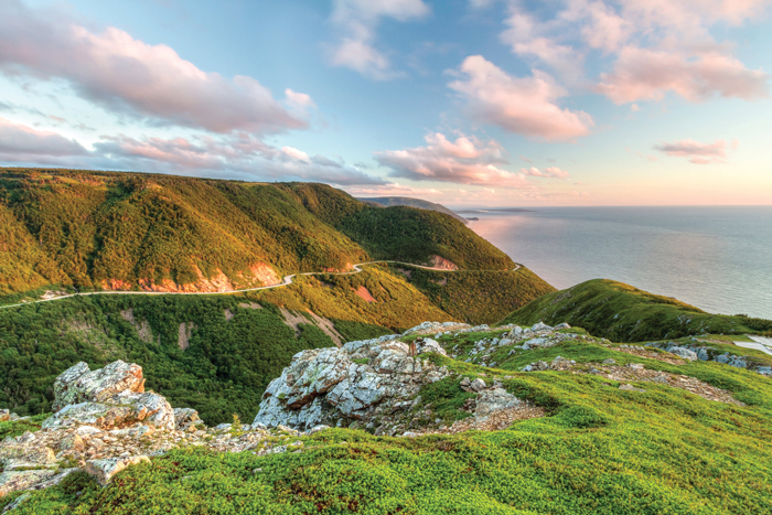 best roadtrips Canada - Cape Breton - Cabot Trail