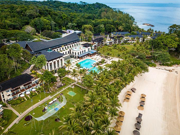 Club Med Bintan Island.