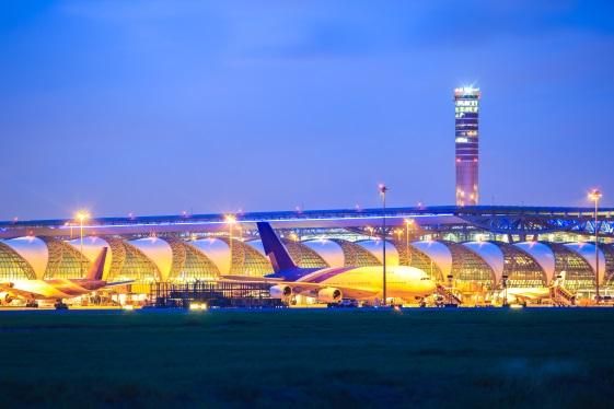 Thailand Flights to BKK