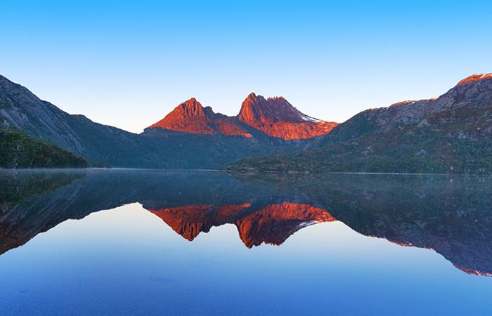Tasmania's Cradle Mountain