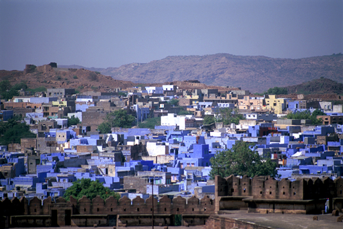 Jodphur blue city india melissa rimac