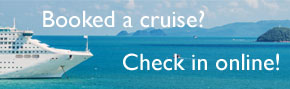 Check-in to your cruise online