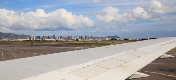 Brisbane to Hawaii