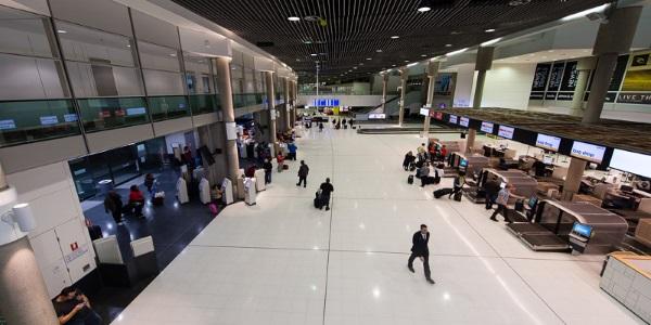 Brisbane Airport Terminal D - Check In