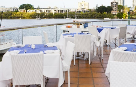 Places to eat in Brisbane   Riverside
