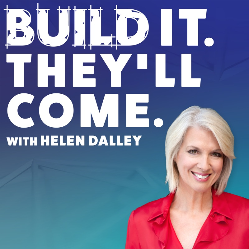 build it they'll come podcast artwork