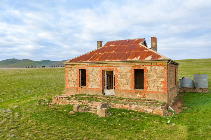 South Australia Road Trip stops - Burra