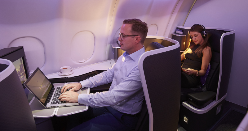 Virgin Australia announces plans to rollout in-flight wifi service