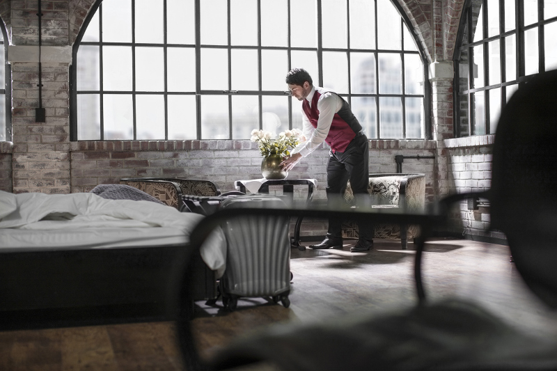 what does a hotel butler actually do?