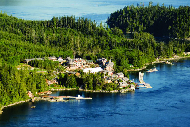 Sonora Resort, British Columbia