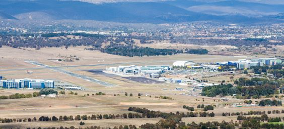 Flights from Brisbane to Canberra