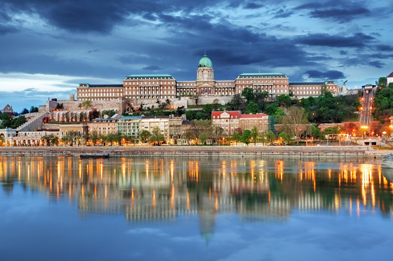 Buda Castle and the Royal Palace are magnificent highlights of Budapest. Image: Getty