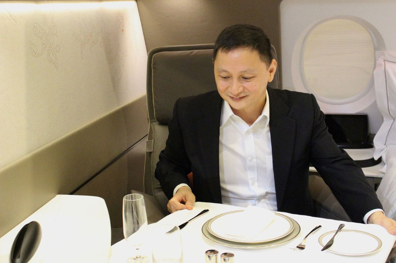 Singapore Airlines CEO