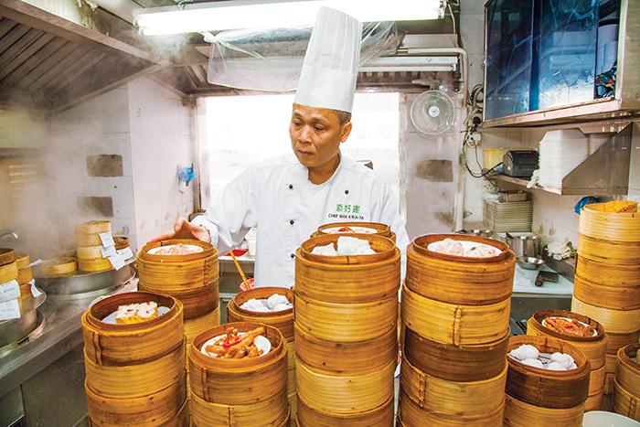 dumplings hong kong