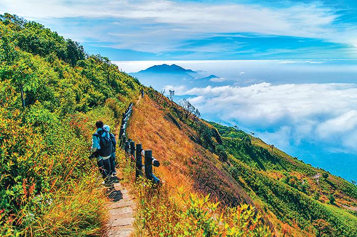 chiang mai hiking