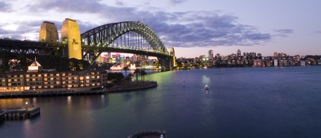 Cruise from Sydney Circular Quay