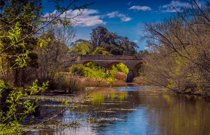 Coal River, Richmond, Tasmania