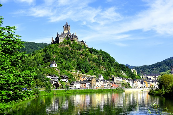cochem german village