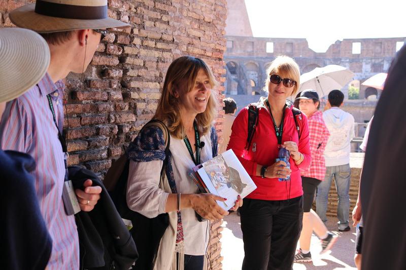 A Colosseum guide