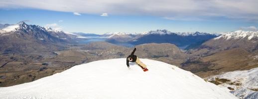 Coronet Peak Skiing