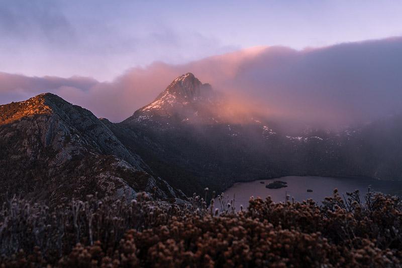 Cradle Mountain. Photo: Emilie Ristevski.