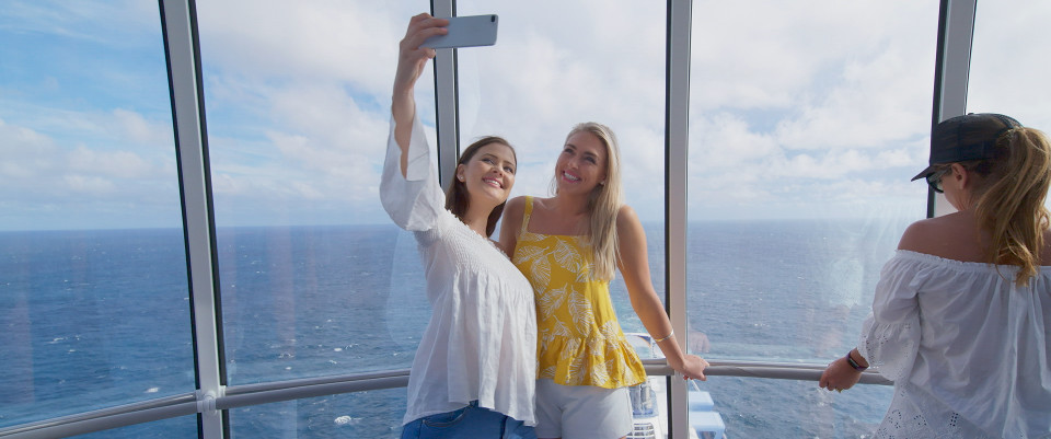 north star viewing deck ovation of the seas