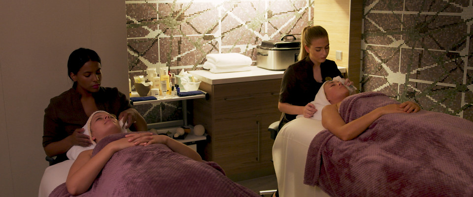 massage in vitality spa onboard ovation of the seas