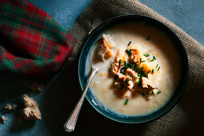 cullen skink is a hearty scottish soup