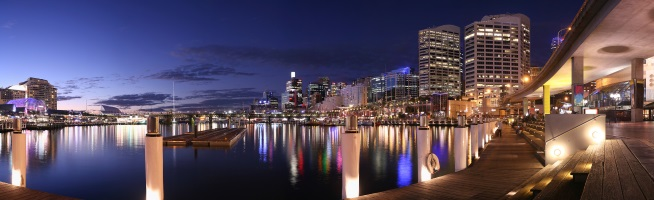 Where to stay in Sydney: Darling Harbour