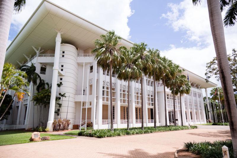 Legislative Assembly Darwin