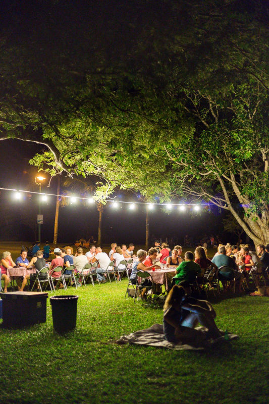 Cucina Sotto Le Stelle pizza food truck darwin