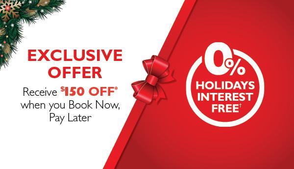 Christmas Deals.Christmas Holiday Deals Flight Centre