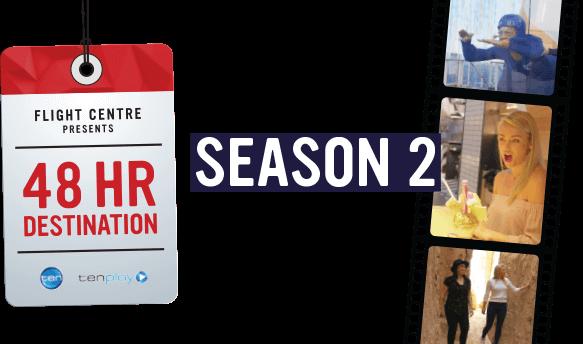 48 Hour Destination Season Two | Flight Centre