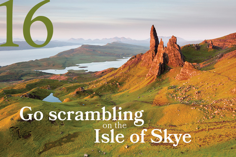 Isle of skye in ireland