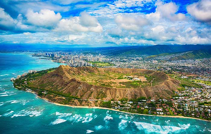Hiking the local volcanos, top things to do in Hawaii