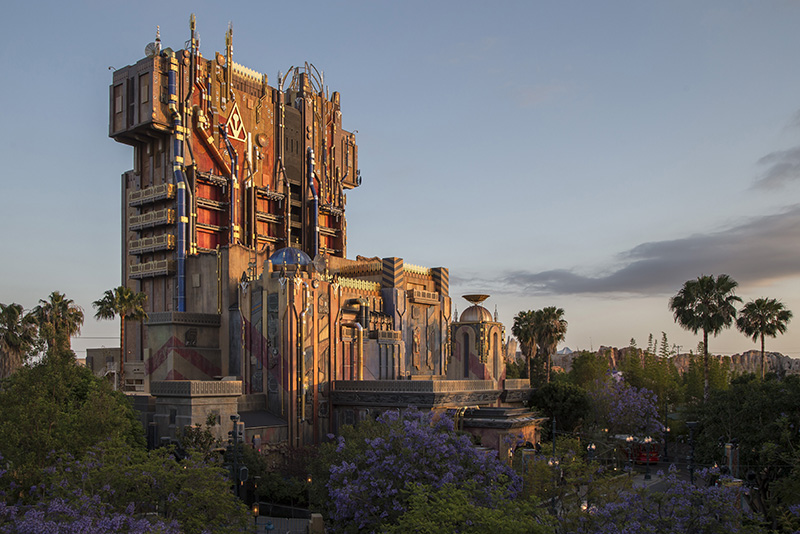 guardians of the galaxy mission breakout ride