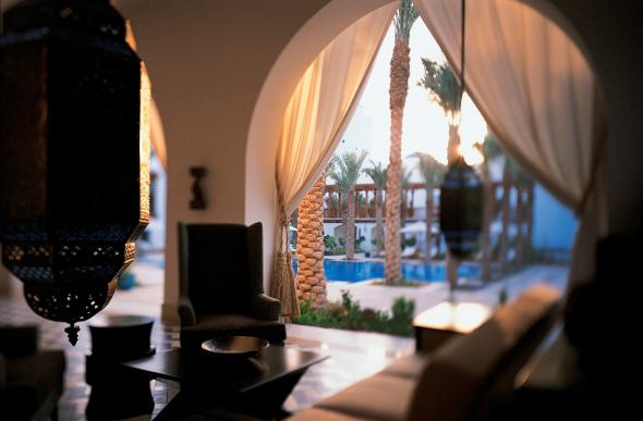 Amara Spa at the Park Hyatt Dubai.