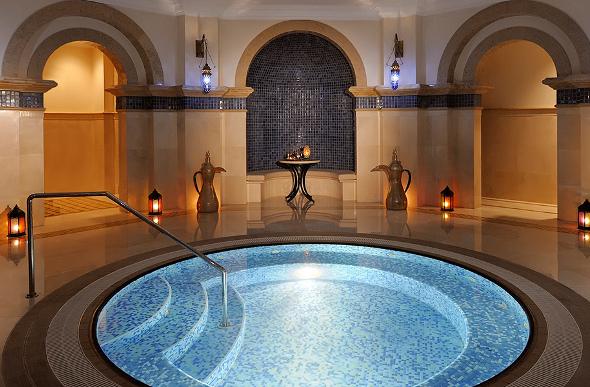 One&Only Royal Mirage Spa, Dubai.