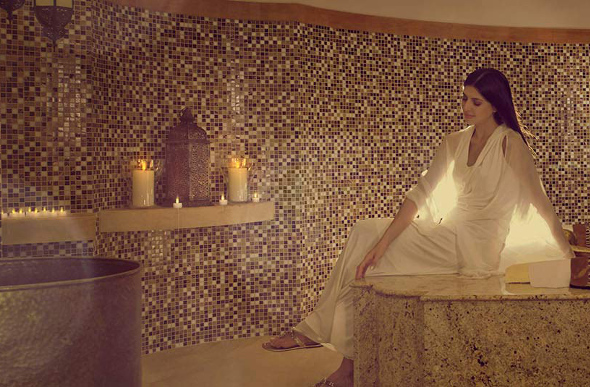 The Spa at the Palace Downtown Dubai.