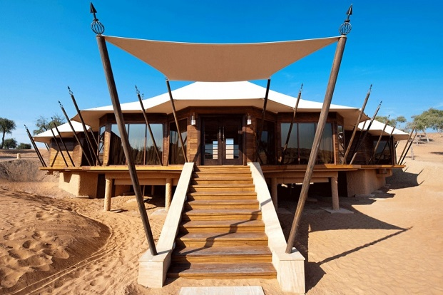 The ultimate in desert luxury. Photo: Banyan Tree Al Wadi, Banyan Tree Hotels & Resorts