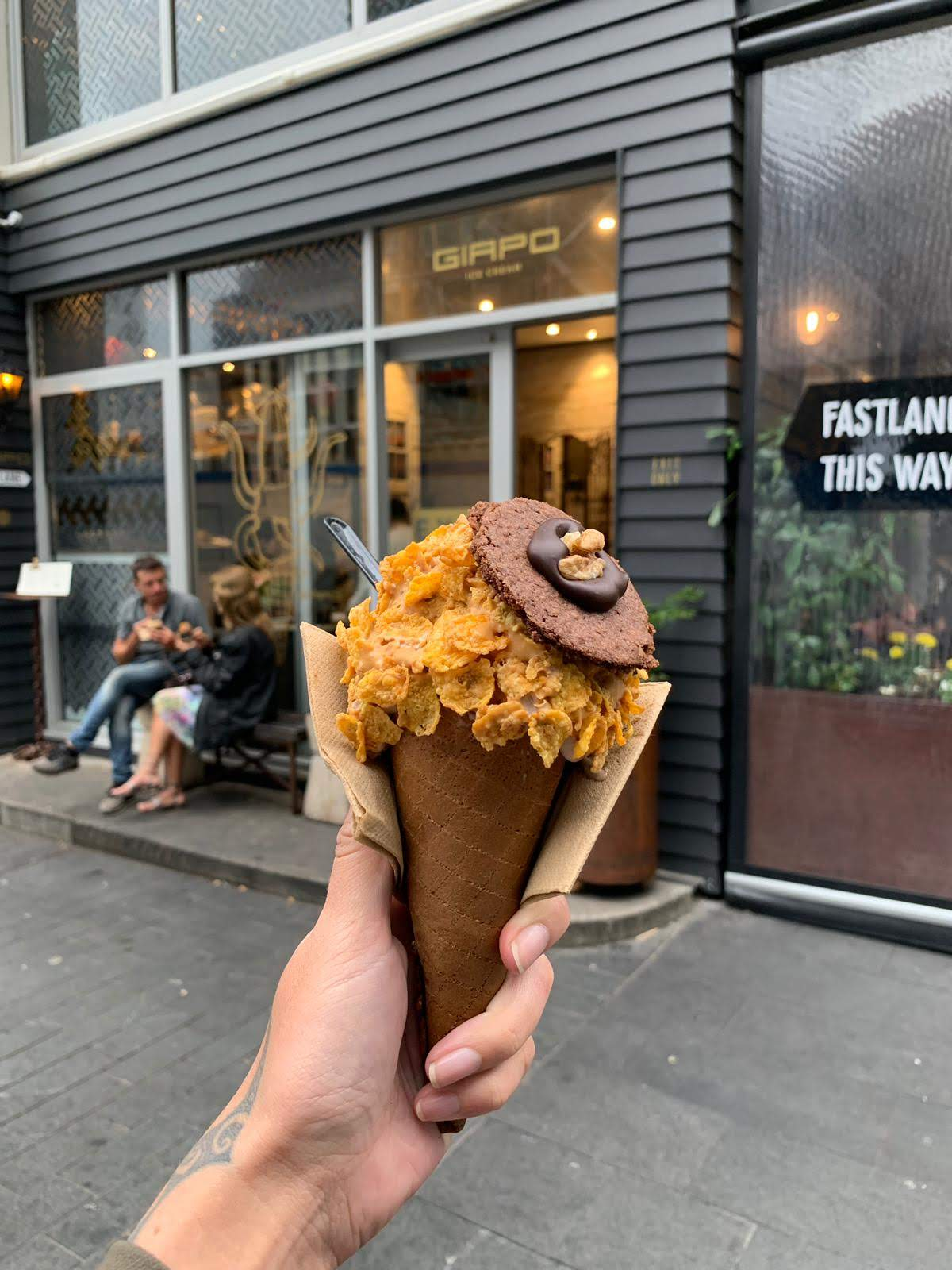 giapo icecream auckland