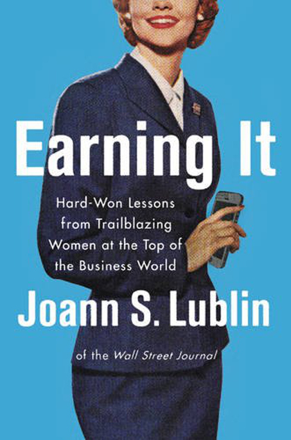 The cover of the book Earning It.