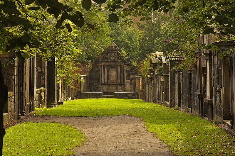 convenanter's prison at greyfriars kirkyard