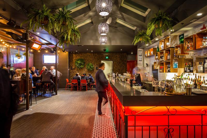 Aer Bar Melbourne