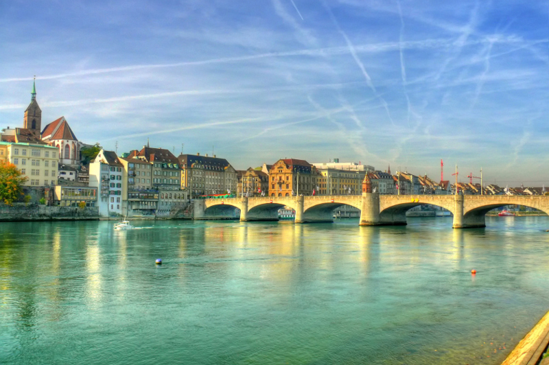 Basel Switzerland.