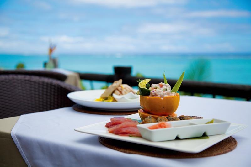 Pacific Resort Aitutaki in Fiji.