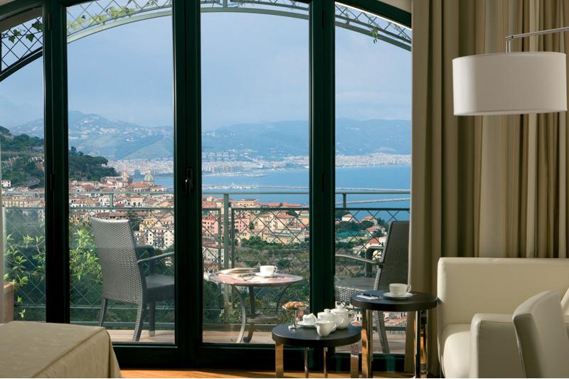 Hotel Raito in Salerno.